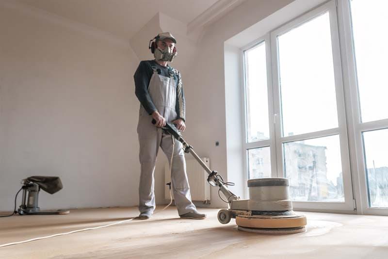 How to Sand a Hardwood Floor