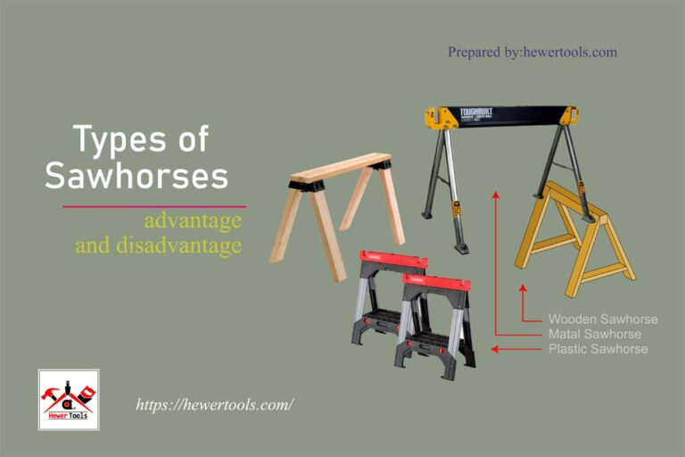 Types of Sawhorses